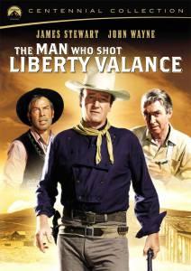 Человек, который застрелил Либерти Вэланса (1962)