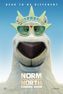 Норм и Несокрушимые / Norm of the North (2016)