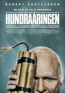 Столетний старик, который вылез в окно и исчез (2013)