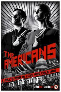 Американцы (сериал 2013 – ...) / The Americans (2013 (4 сезона))