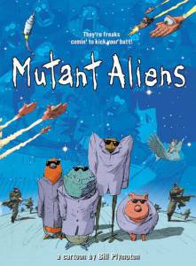 Мутанты-пришельцы (2010)