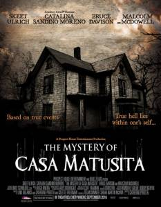 The Mystery of Casa Matusita / The Mystery of Casa Matusita (2016)
