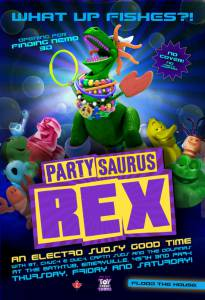 Веселозавр Рекс / Partysaurus Rex (2012)