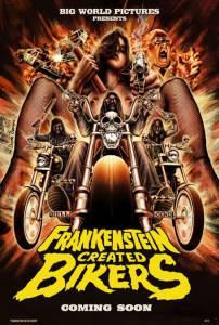 Frankenstein Created Bikers / Frankenstein Created Bikers (2016)