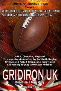 Gridiron UK / Gridiron UK (2016)