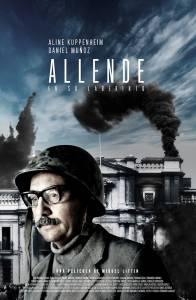 Альенде в своем лабиринте / Allende en su laberinto (2014)