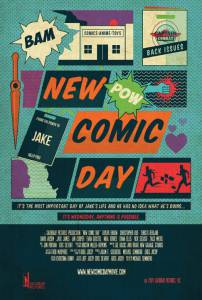 New Comic Day / New Comic Day (2016)