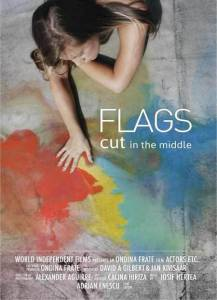 Флаги разрезают посередине / Flags Cut in the Middle (2016)