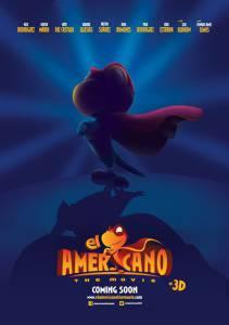 Пернатая банда / El Americano: The Movie (2016)