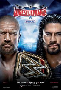 WWE РестлМания 32 / WrestleMania (2016)