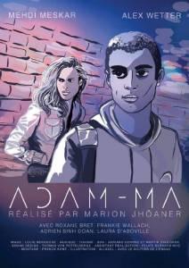 Adam-ma / Adam-ma (2016)