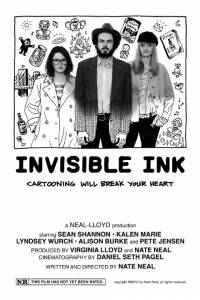 Invisible Ink / Invisible Ink (2016)