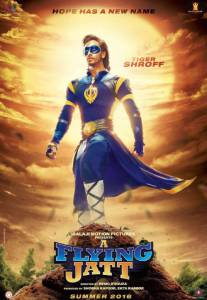 A Flying Jatt / A Flying Jatt (2016)