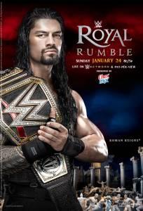 WWE Королевская битва (ТВ) / WWE Royal Rumble (2016)