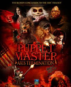 Puppet Master: Axis Termination / Puppet Master: Axis Termination (2016)