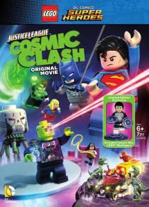 LEGO Супергерои DC: Лига Справедливости – Космическая битва (видео) / Lego DC Comics Super Heroes: Justice League - Cosmic Clash (2016)