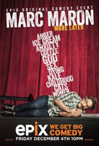 Marc Maron: More Later (ТВ) / Marc Maron: More Later (ТВ) (2015)
