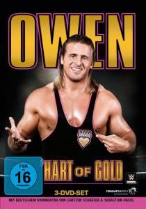 Оуэн: Золотой Харт (видео) / Owen: Hart of Gold (2015)