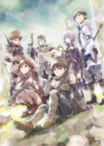 Гримгал пепла и иллюзий (сериал 2016 – ...) / Hai to gens no Grimgar (2016 (1 сезон))