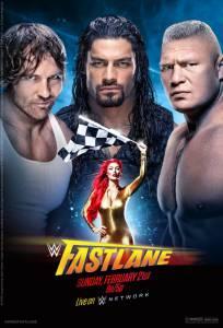 WWE Полоса обгона (ТВ) / WWE Fastlane (2016)