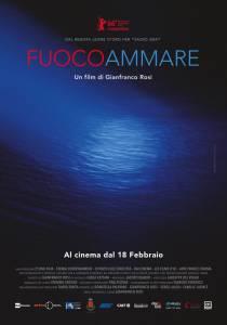 Огонь в море / Fuocoammare (2016)