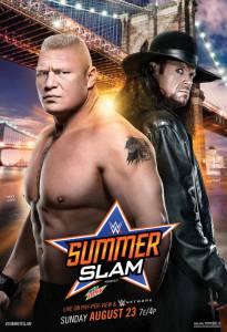 WWE Летний бросок (ТВ) / WWE Summerslam (2015)