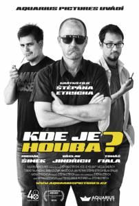 Kde je Houba? / Kde je Houba? (2014)