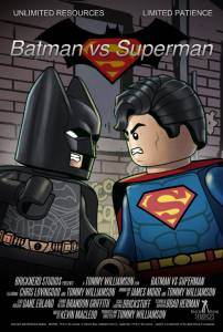 LEGO Batman vs. Superman (видео) / LEGO Batman vs. Superman (видео) (2014)