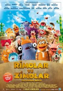 Rimolar ve Zimolar: Kasabada Baris / Rimolar ve Zimolar: Kasabada Baris (2014)