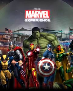The Marvel Experience / The Marvel Experience (2014)