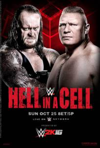 WWE Ад в клетке / WWE Hell in a Cell (2015)