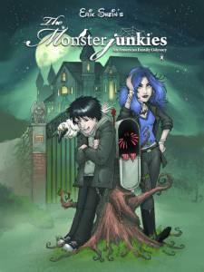 The Monsterjunkies / The Monsterjunkies (2016)
