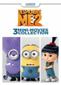 Despicable Me 2: 3 Mini-Movie Collection (видео) / Despicable Me 2: 3 Mini-Movie Collection (видео) (2014)