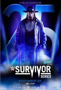 WWE Серии на выживание (ТВ) / Survivor Series (2015)