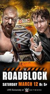 WWE Барьер (ТВ) / WWE Roadblock (2016)