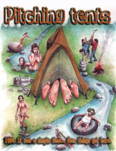 Pitching Tents / Pitching Tents (2016)