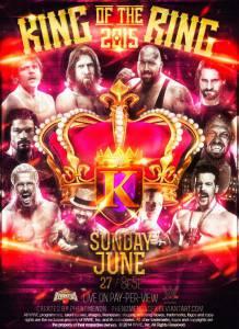 WWE Король ринга (ТВ) / WWE King of the Ring (2015)