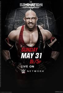 WWE Камера ликвидации / WWE Elimination Chamber (2015)