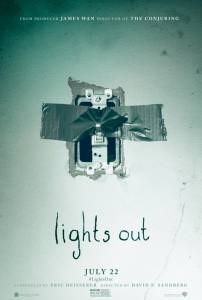 Мрак / Lights Out (2016)