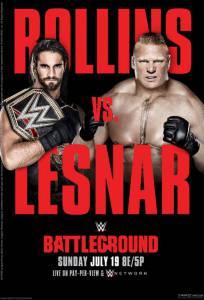WWE Поле битвы (ТВ) / WWE Battleground (2015)