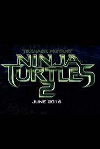 Черепашки-ниндзя 2 / Teenage Mutant Ninja Turtles: Out of the Shadows (2016)