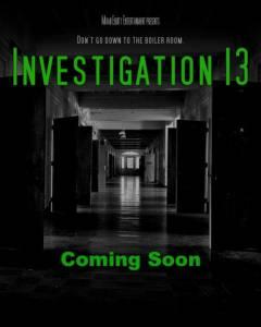 Investigation 13 / Investigation 13 (2014)