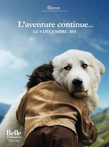 Белль и Себастьян, приключение продолжается / Belle et Sbastien, l'aventure continue (2015)