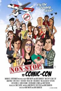 Non-Stop to Comic-Con / Non-Stop to Comic-Con (2016)