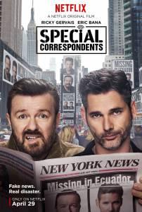 Специальные корреспонденты / Special Correspondents (2016)