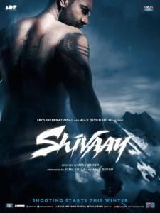 Клянусь Шивой / Shivaay (2016)
