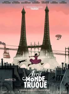 Аврил и поддельный мир / Avril et le monde truqu (2015)