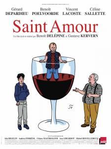 Сент-Амур: Удовольствия любви / Saint Amour (2016)