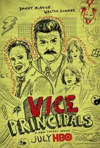 Завучи (сериал 2016 – ...) / Vice Principals (2016 (2 сезона))