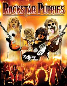 Rock Star Puppies / Rock Star Puppies (2016)